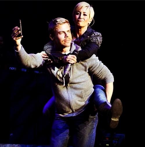 Derek and Kellie