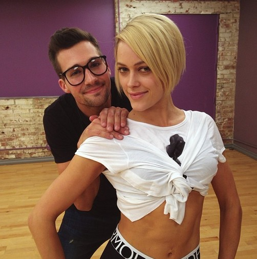 whos dating who on dwts 2014 Who's new by matt webb mitovich / august 13 2014, 7:46 am pdt 157 share this  should dwts win best reality-competition series.