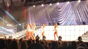 DWTS Live Tour - Women's Number