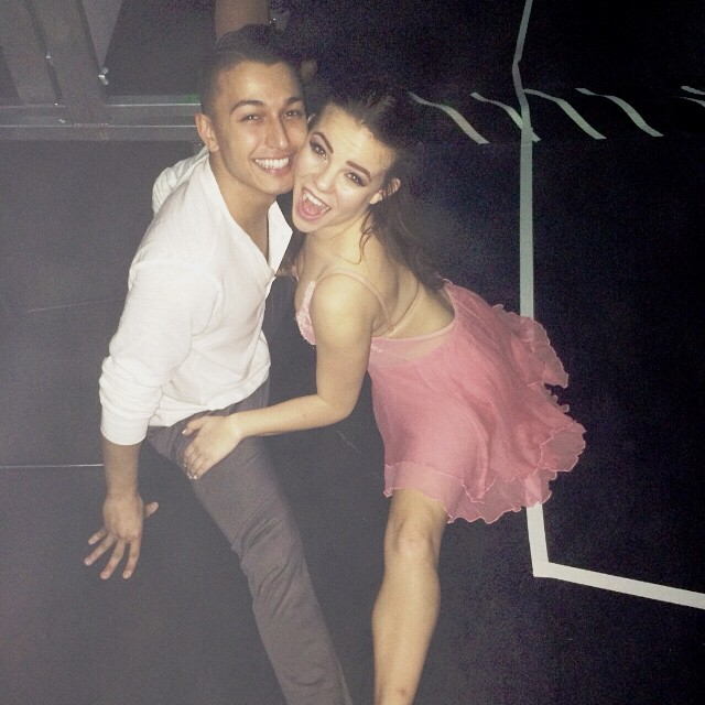 Pure Dancing with the Stars » DWTStourBrittanyCherry