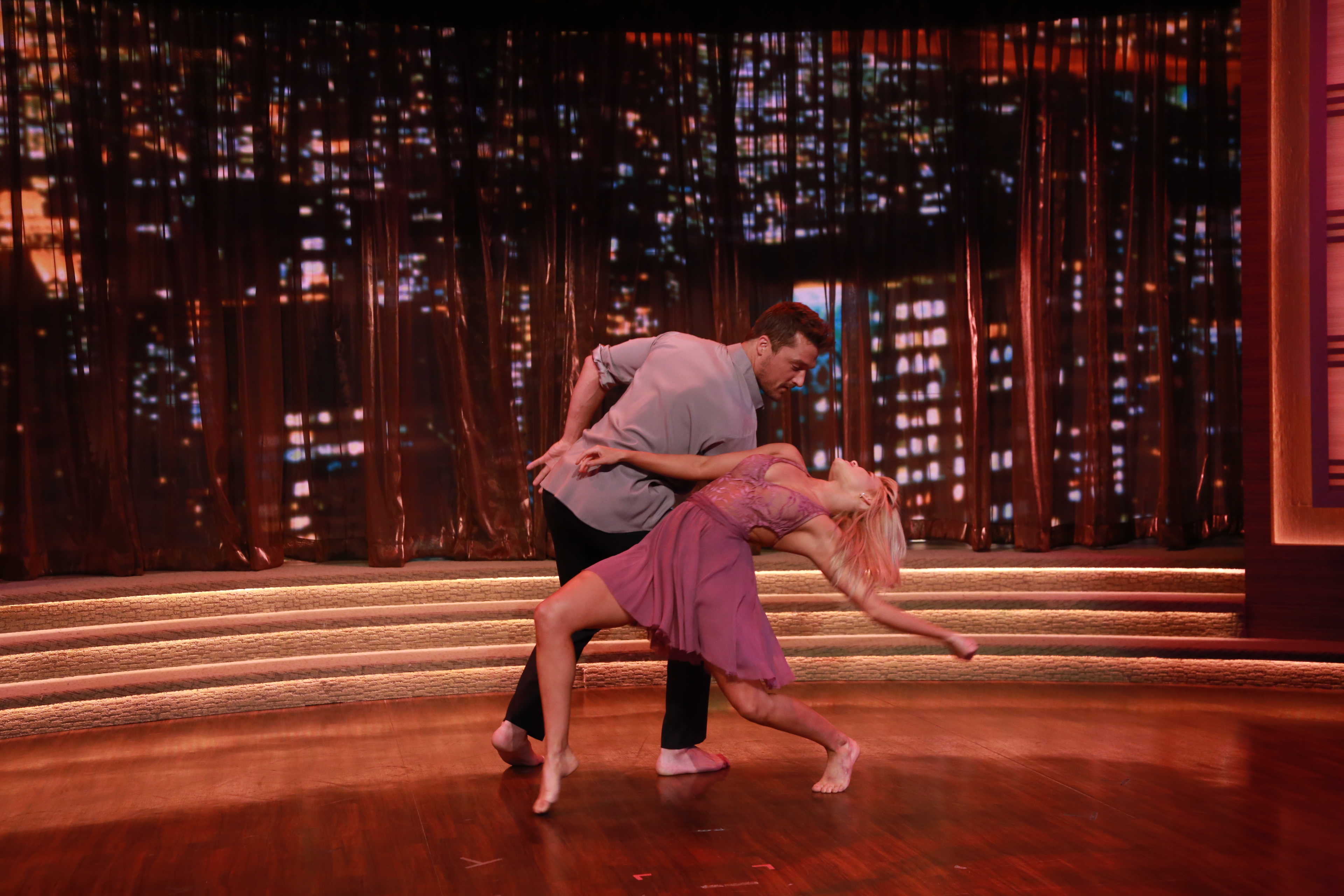 Pure Dancing with the Stars » Chris Soules Witney Carson