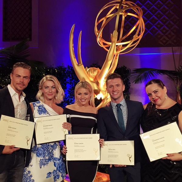 2013 Emmy Reception by derekhough