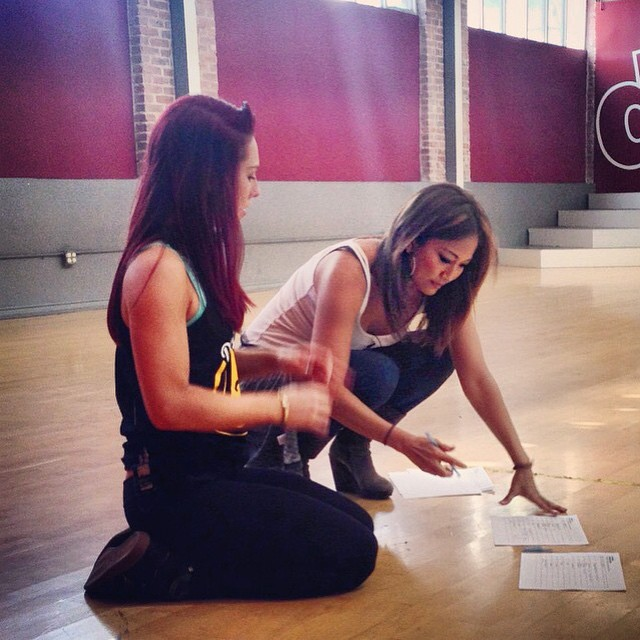 Carrie Ann Inaba DWTS 20