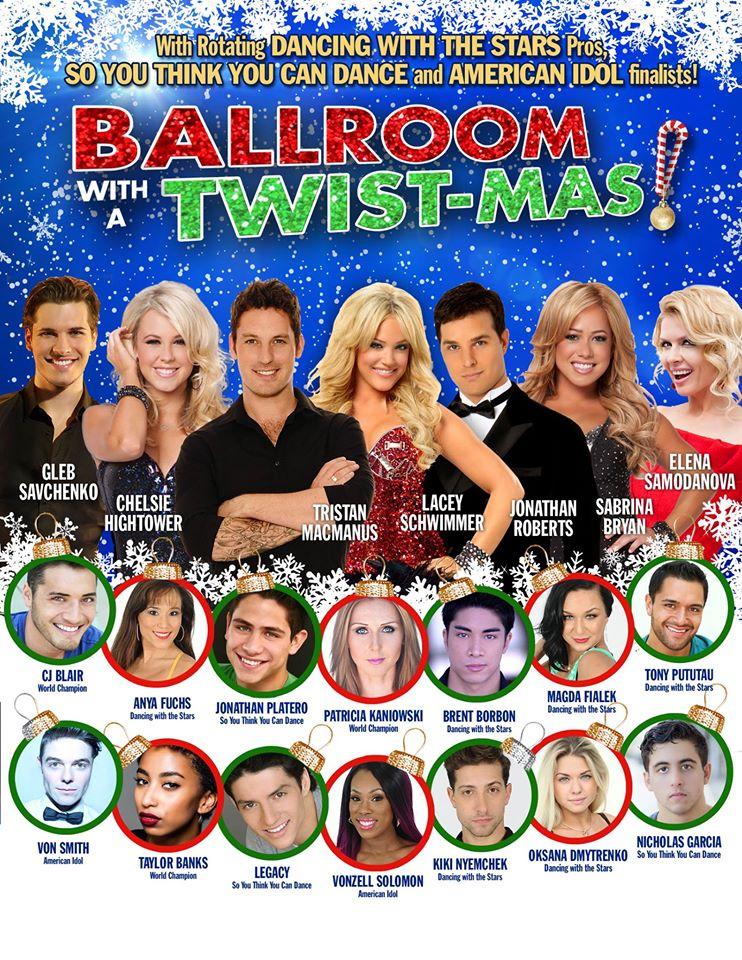 BallroomWithATwistmas