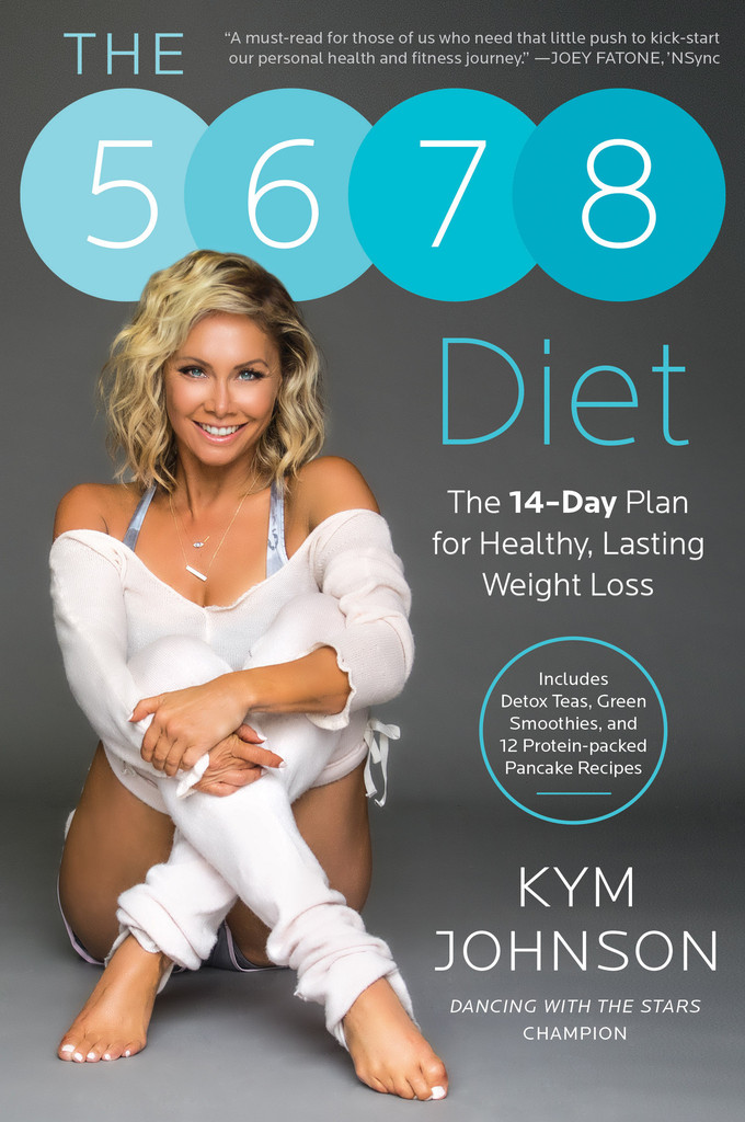 KymJohnsonThe 5-6-7-8DietBook